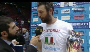 Una grande Dinamo conquista la prima Coppa Italia