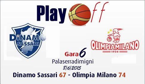 Milano pareggia i conti: serie sul 3-3