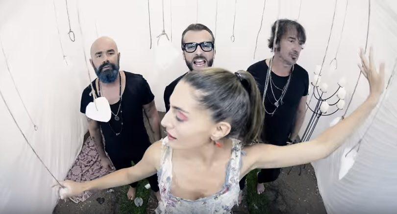 Tazenda e Murino, il video che buca il sound