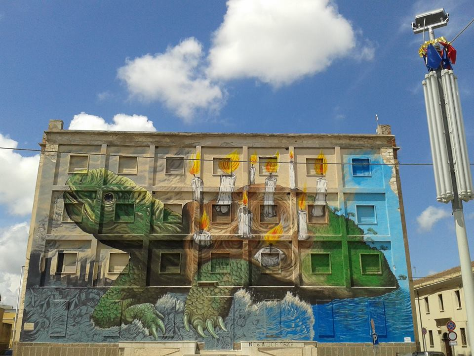 L'ex Hotel Turritania destinato all'housing sociale
