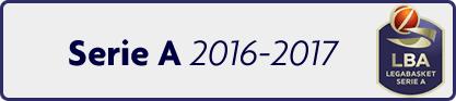 Serie A 2016-2017 basket
