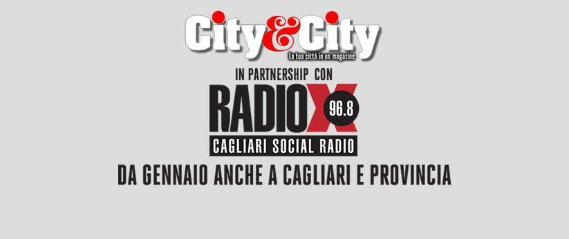 FESTA DI PRESENTAZIONE CITY&CITY A CAGLIARI