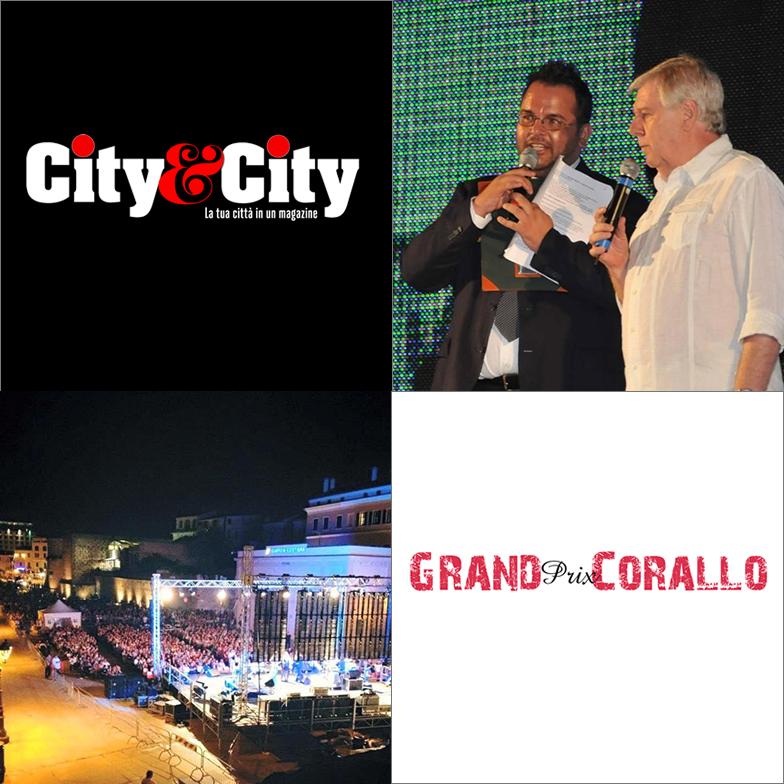 CITY&CITY e GRAND PRIX CORALLO INSIEME PER LA 17° EDIZIONE
