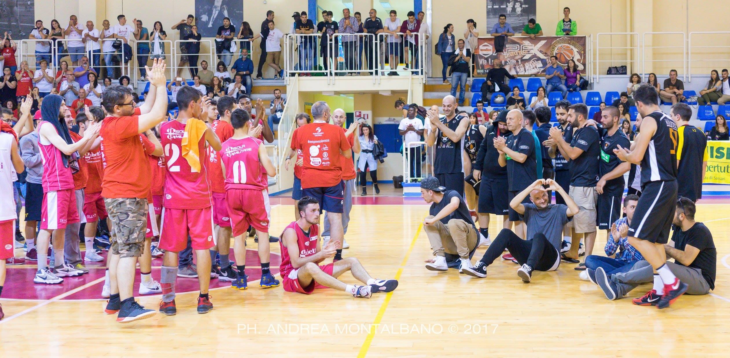 La Gabetti Pallacanestro Alghero vince il Torneo UISP di Basket 2017