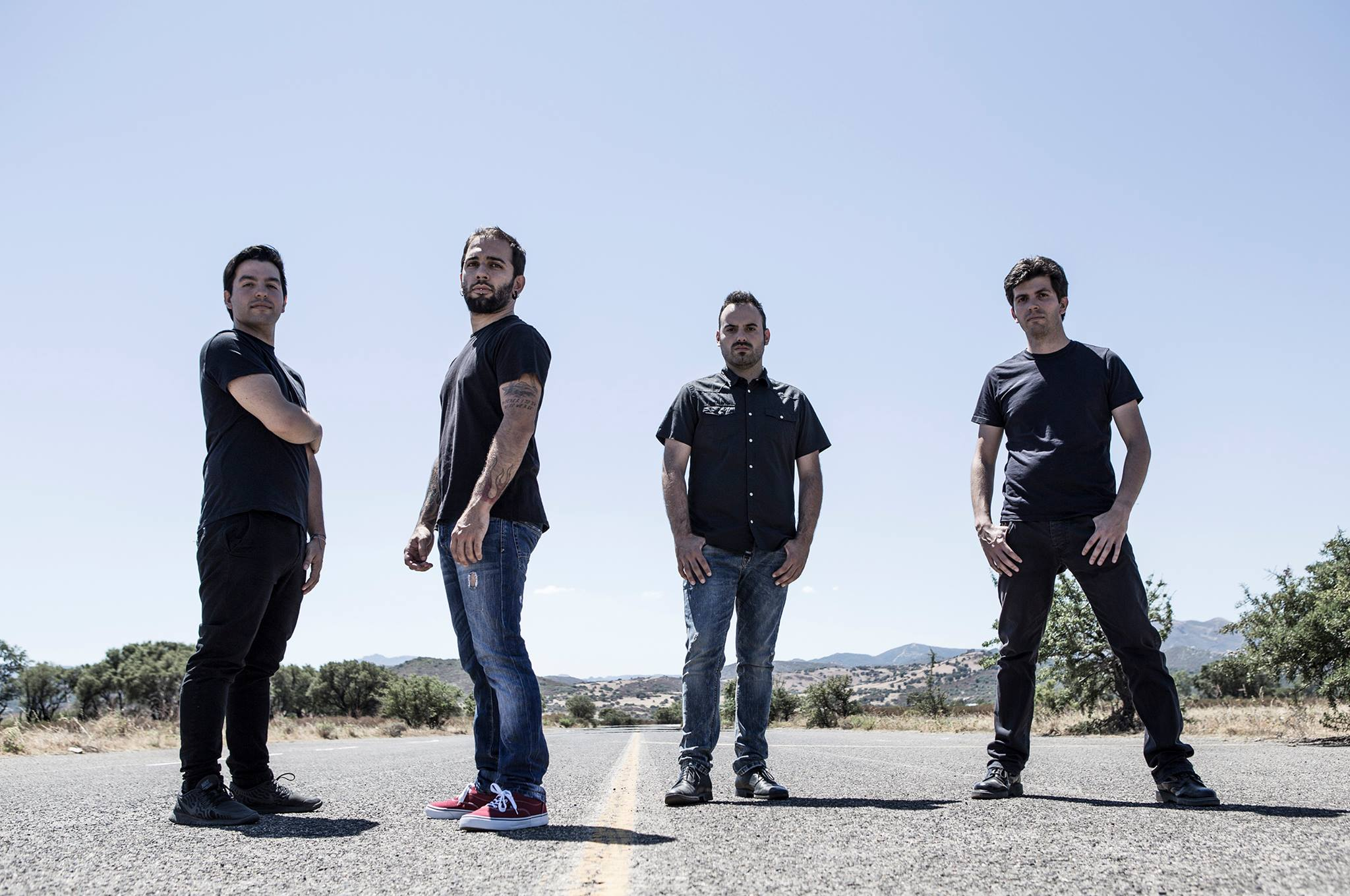 EVEN FLOW, NUOVO TOUR IN SPAGNA