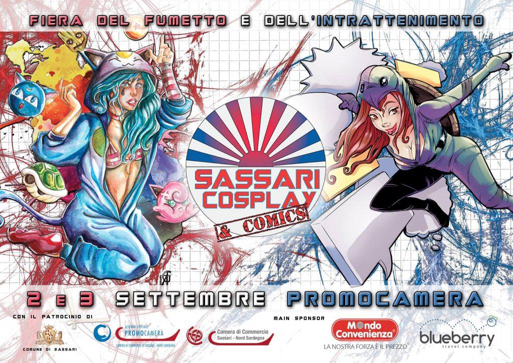 Cosplay 2017 Sassari