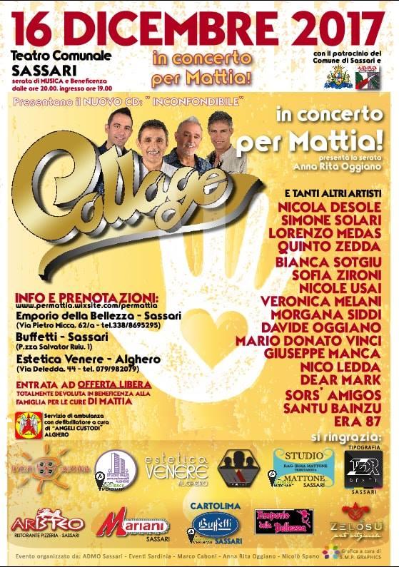 concerto per Mattia Locandina