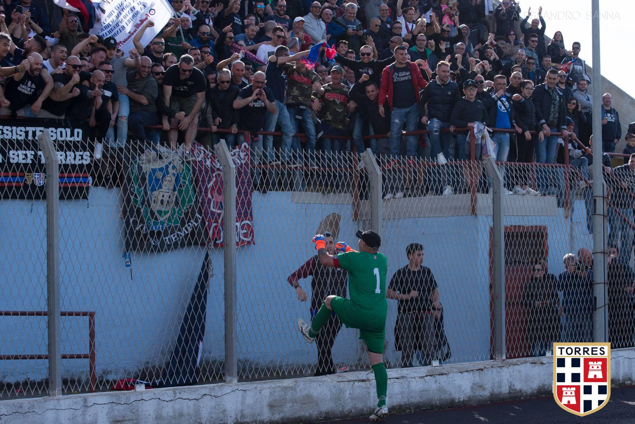 Spareggi Eccellenza: La Torres batte anche l'Atletico Uri ( 1 – 0 )