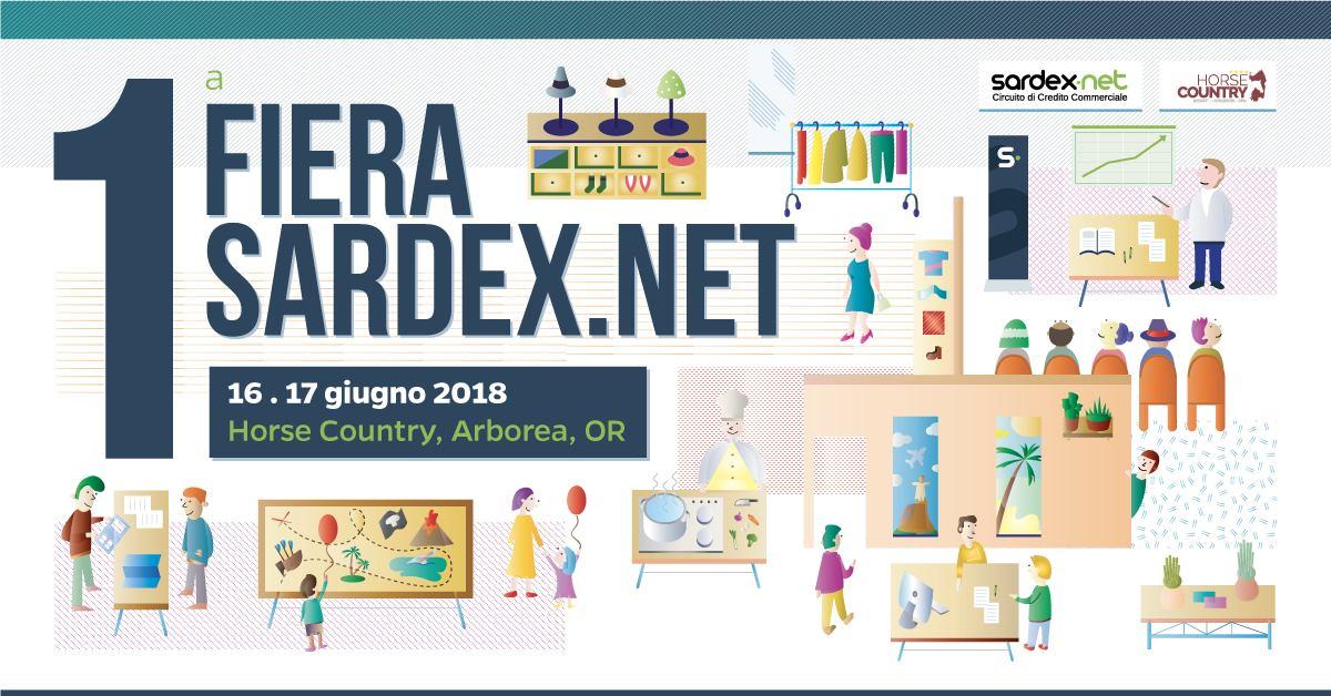 PRIMA FIERA SARDEX.NET  16-17 GIUGNO
