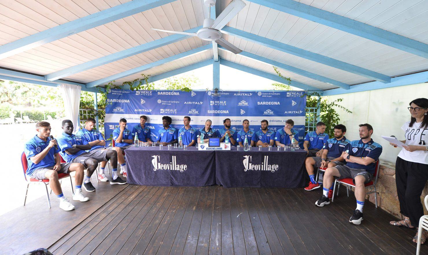 È il Dinamo Day: al via la stagione 2018-2019
