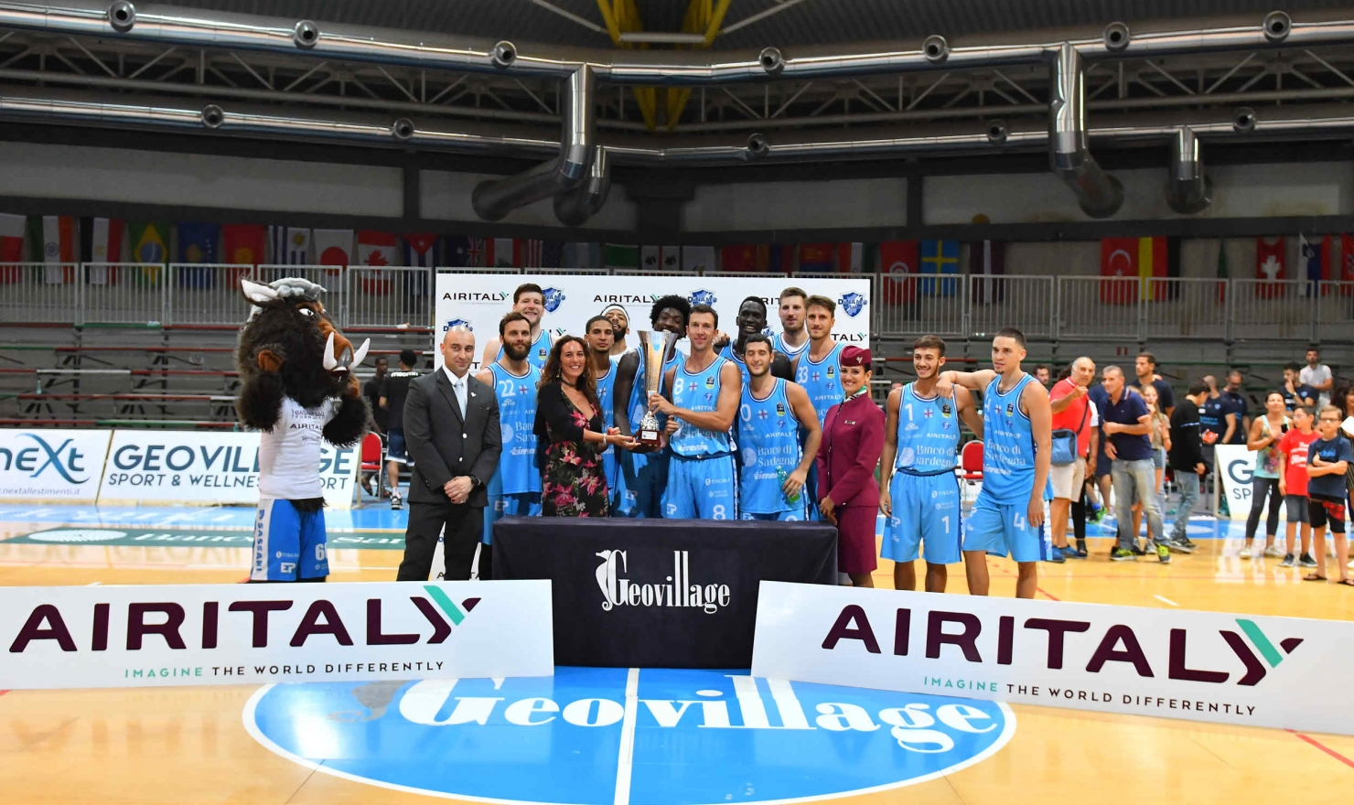 Dinamo Torneo Air Italy
