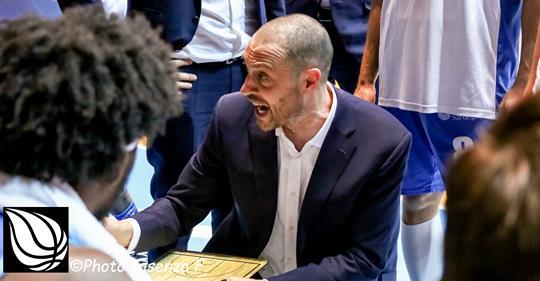 Dinamo Sassari, Vincenzo Esposito ha dato le dimissioni