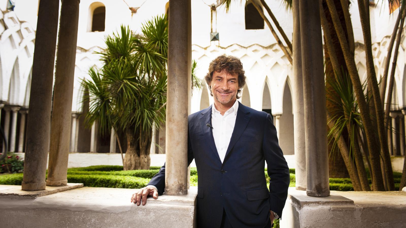 Alberto Angela sbarca in Sardegna