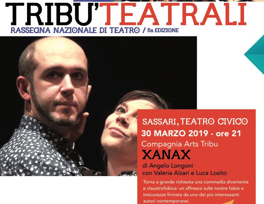 """Torna al civico """"XANAX – Un uomo, una donna, un ascensore"""""""