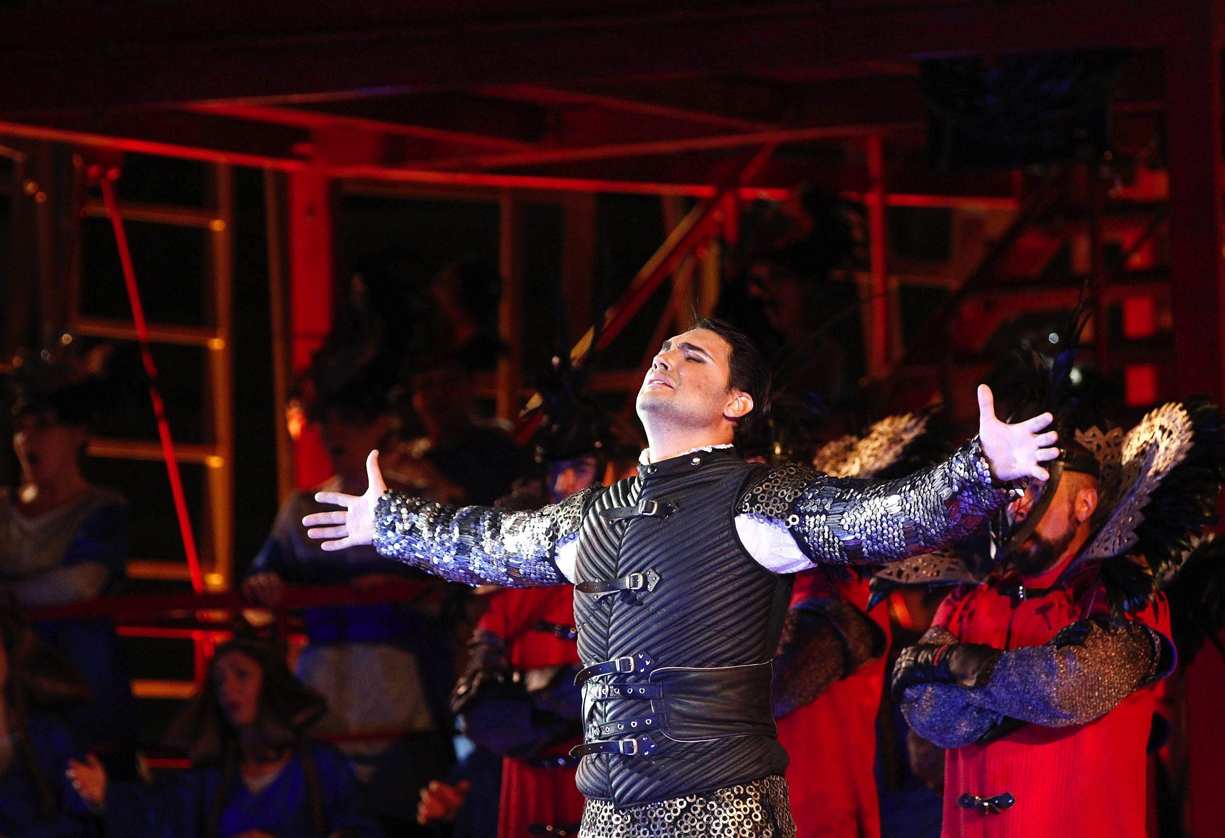 Francesco Demuro trionfa agli Oscar della lirica