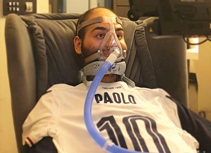 Forza Paolo!