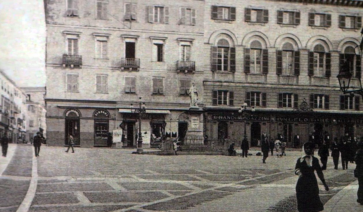 A Sassari tornano le passeggiate di Enrico Costa