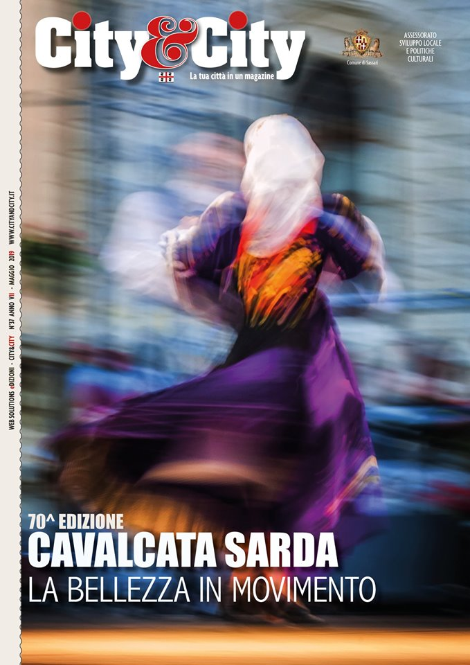Arriva il nuovo numero di City&City dedicato alla Cavalcata Sarda