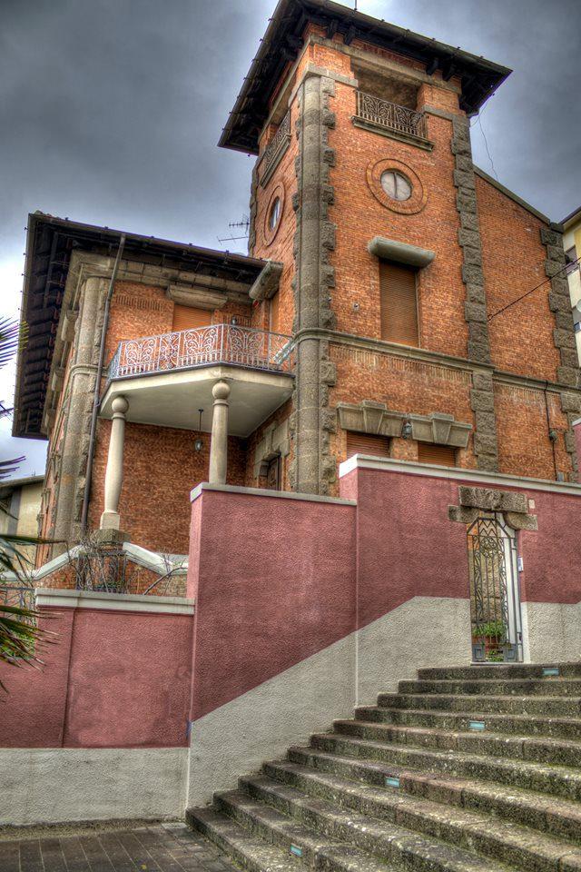 Villa di Viale Mameli