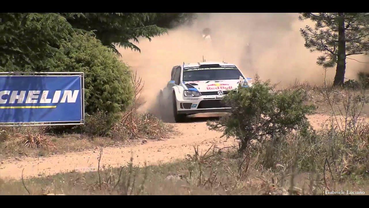 Alghero mondiale con il Rally Italia