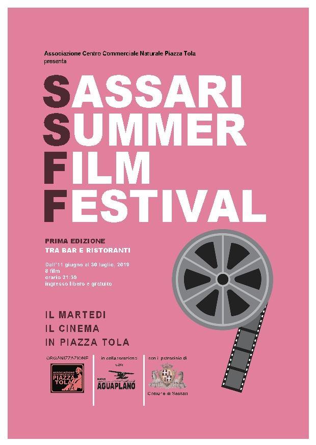 Sassari Summer Film Festival Locandina