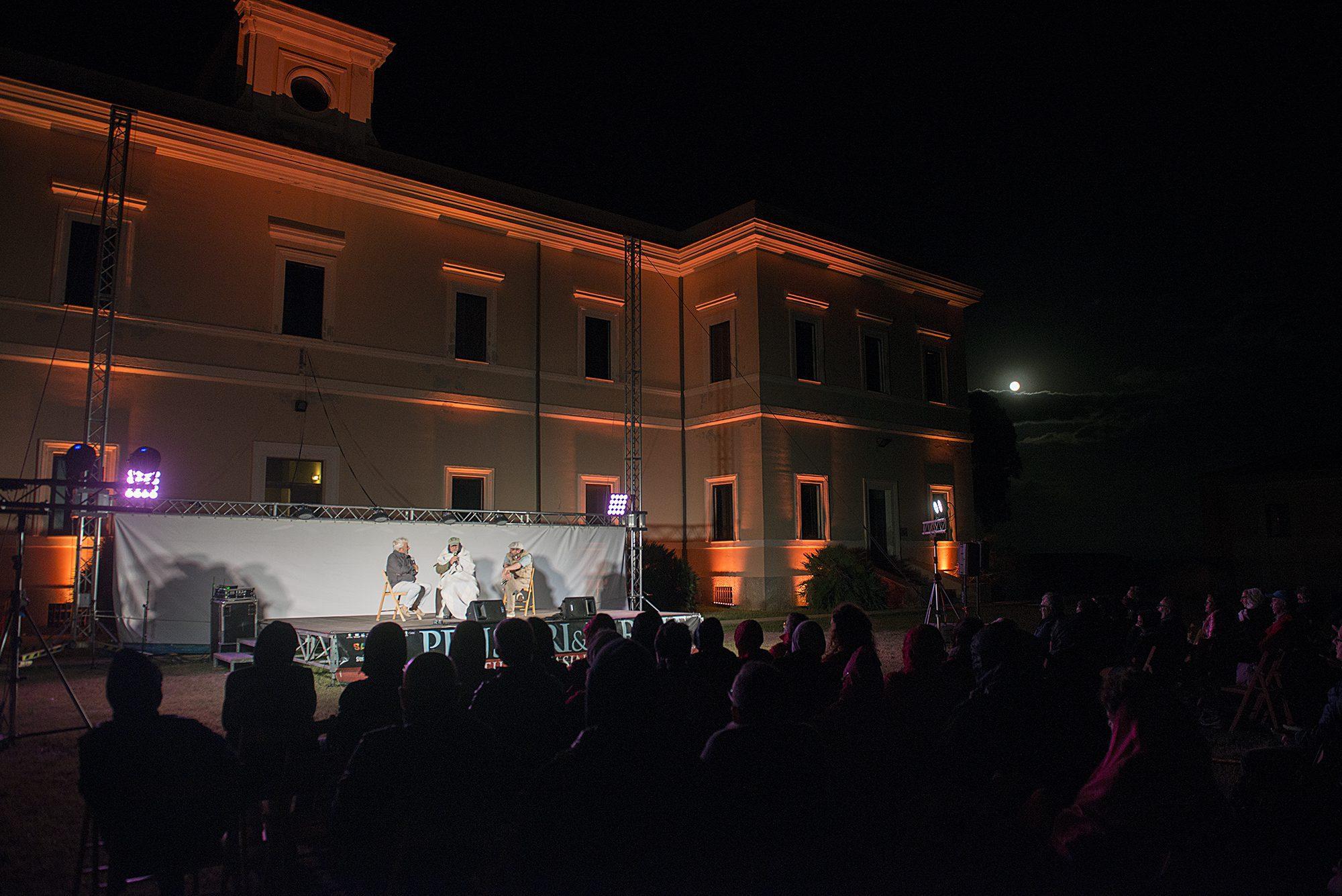 Pensieri e Parole all'Asinara: raccontare e pensare il cinema attraverso l'arte