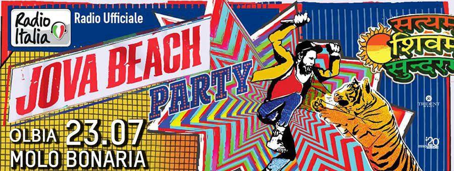 Jova Beach Party, la festa più grande dell'estate fa tappa a Olbia