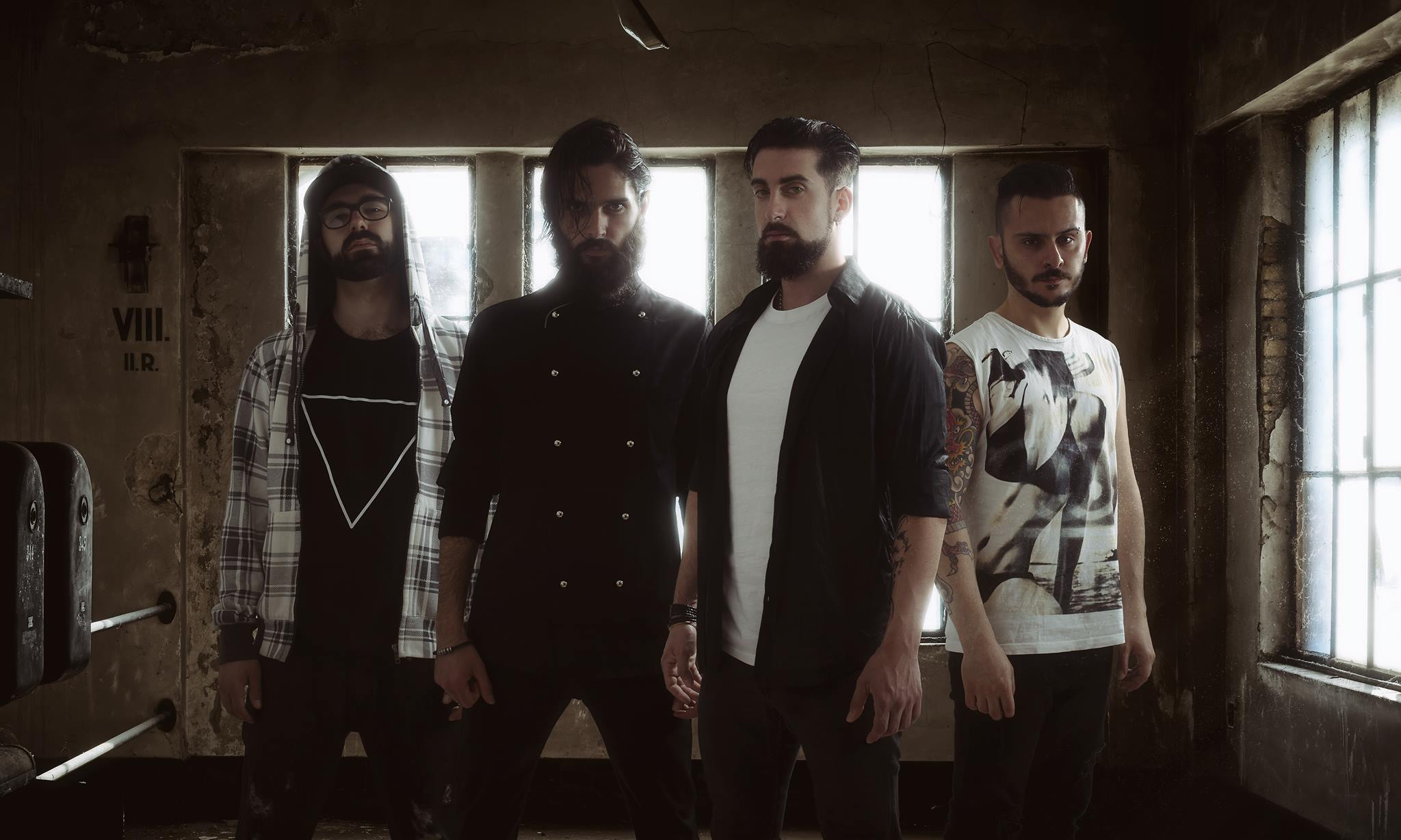 L'alternative rock band nuorese 'Awake for days' sbarca negli Usa