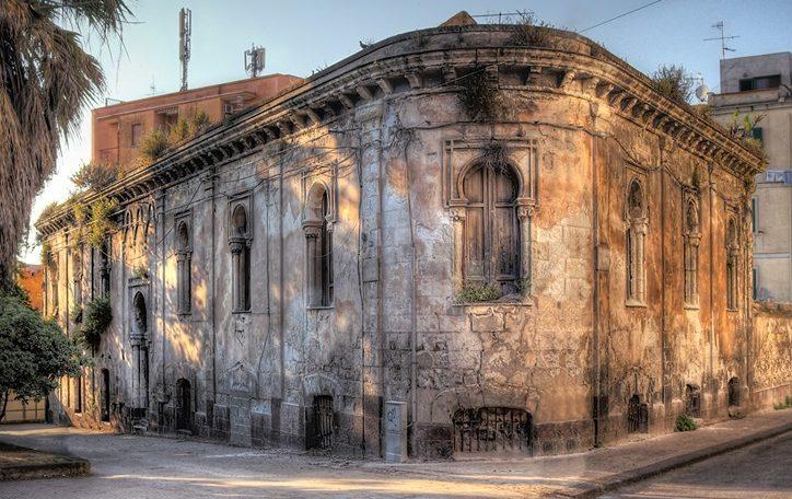 Sassari da amare/4: viaggio alla scoperta delle ville storiche della città