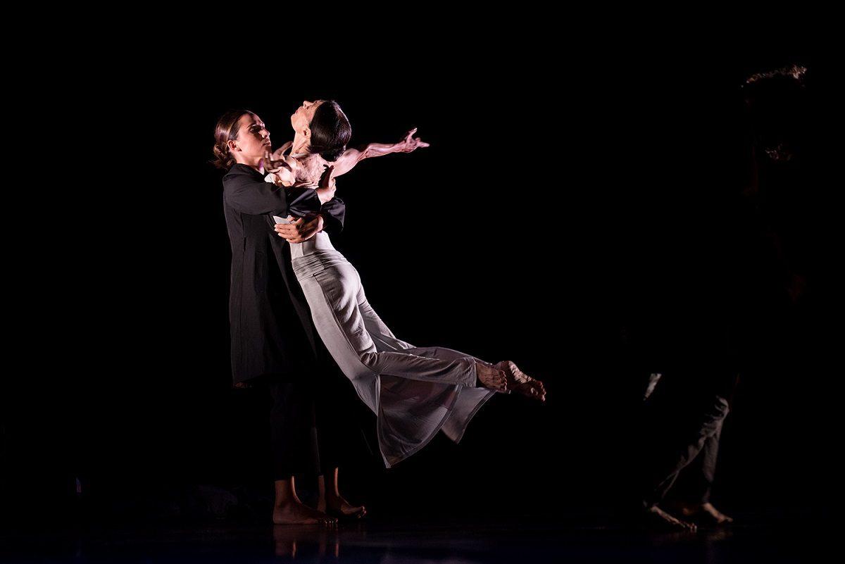 Spettacolo Bolero con Luciana Savignano