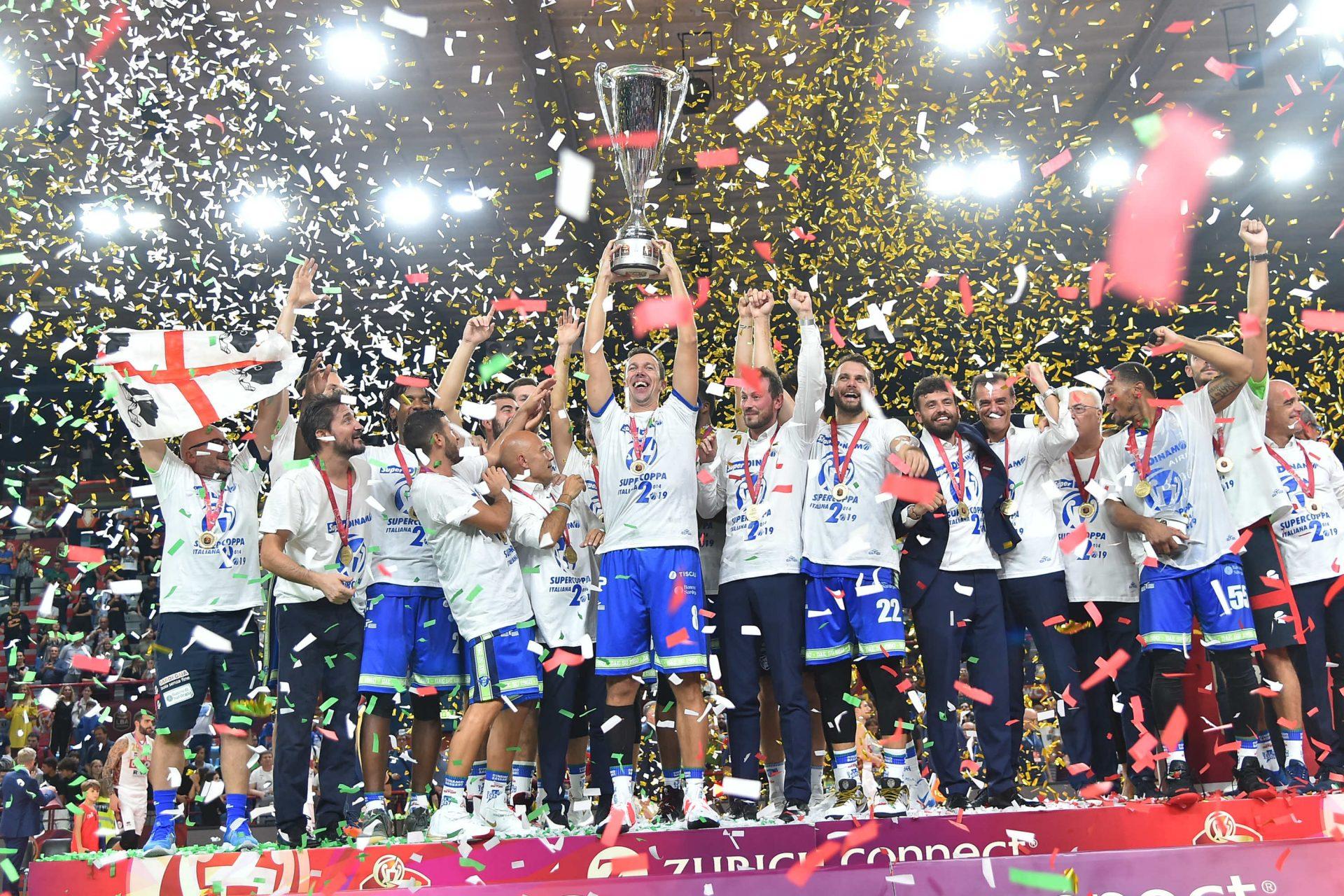 Supercoppa, la vendetta del Poz: la Dinamo trionfa all'overtime