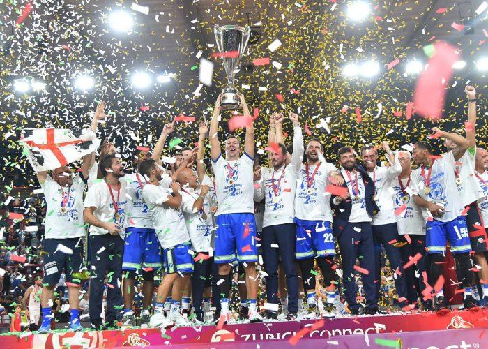 Supercoppa  Dinamo-Venezia