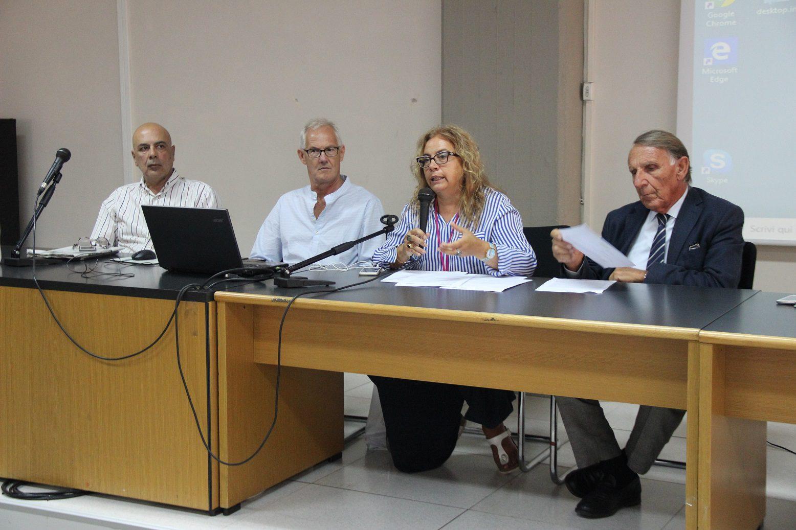conferenza stampa Editori sardi