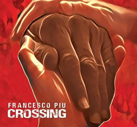 Copertina dell'nuovo album di Francesco Piu