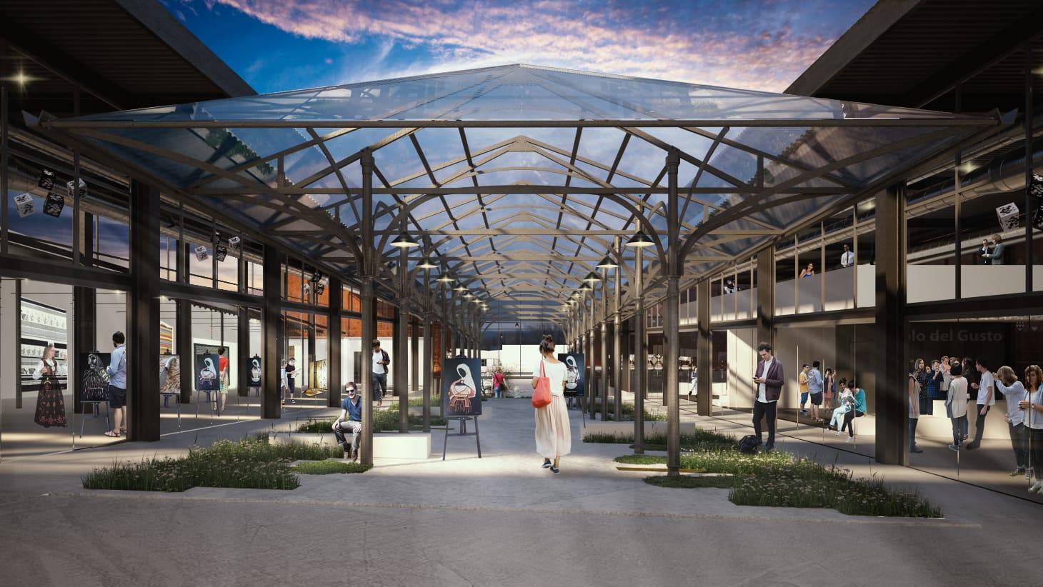 """La """"rigenerazione"""" del vecchio Mercato civico di Sassari: diventerà un Civic Center"""