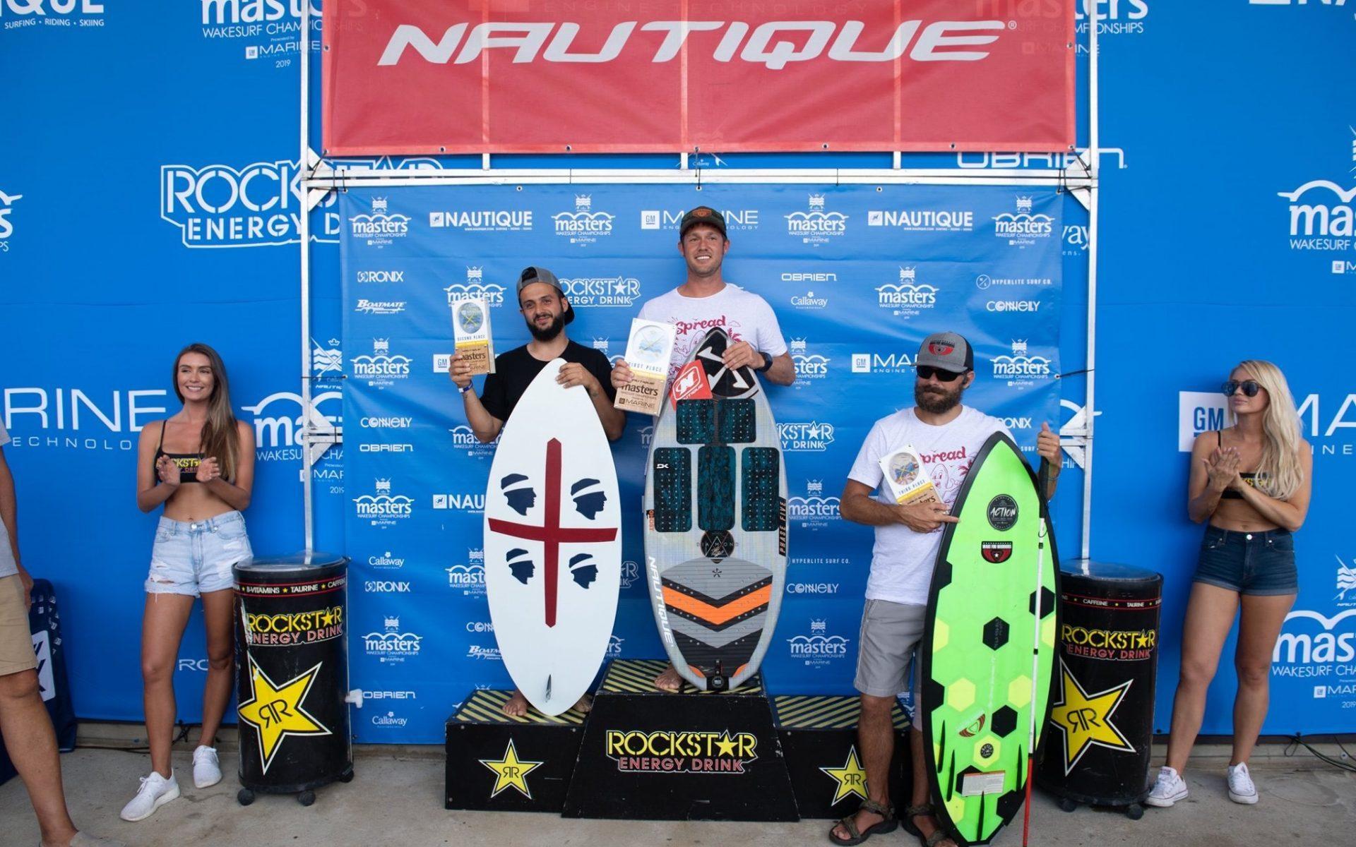 Fabio Secci è Vice Campione del Mondo di Adaptive Wake Surf