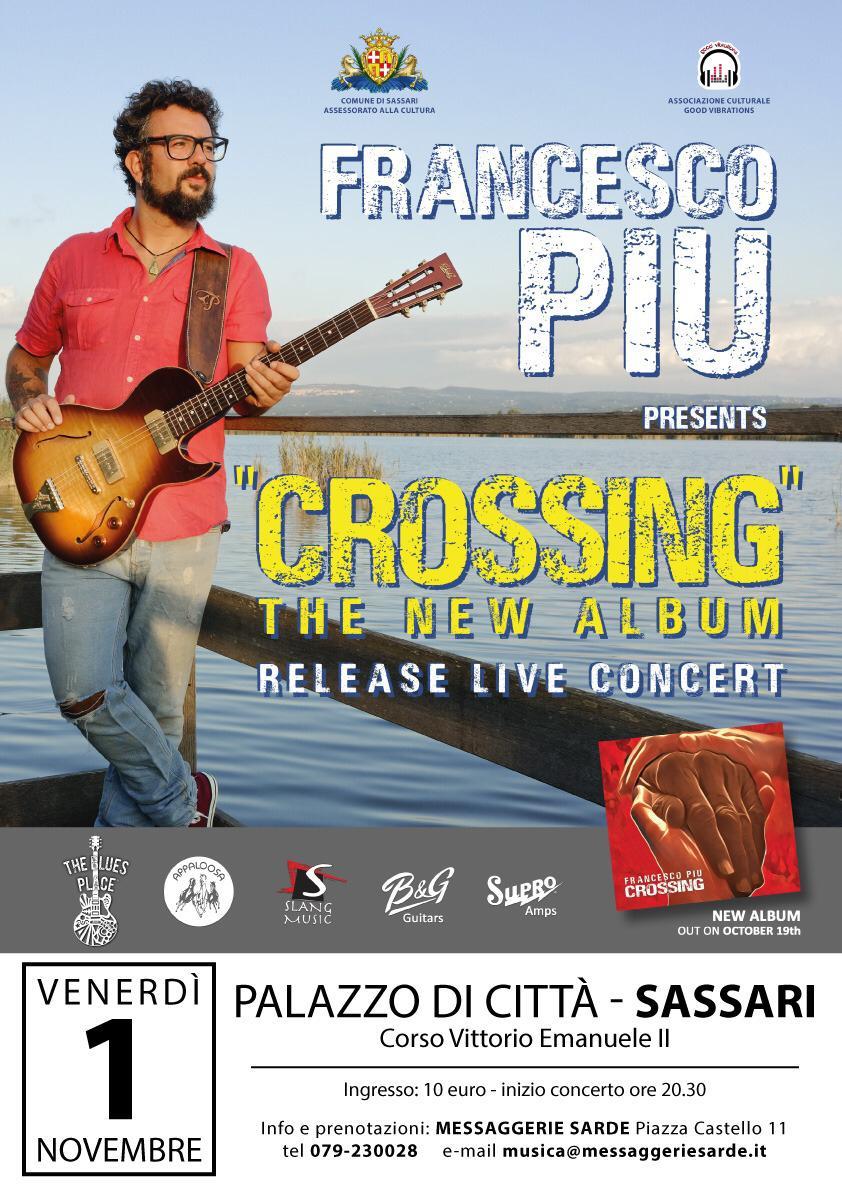 Francesco Piu_ concerto Sassari