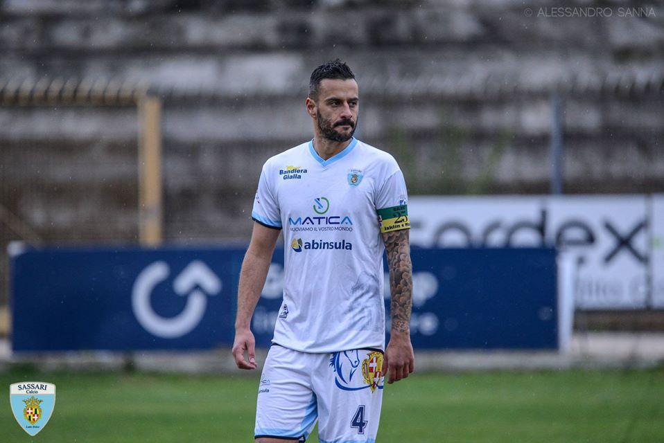 Marco Cabeccia, parola al capitano