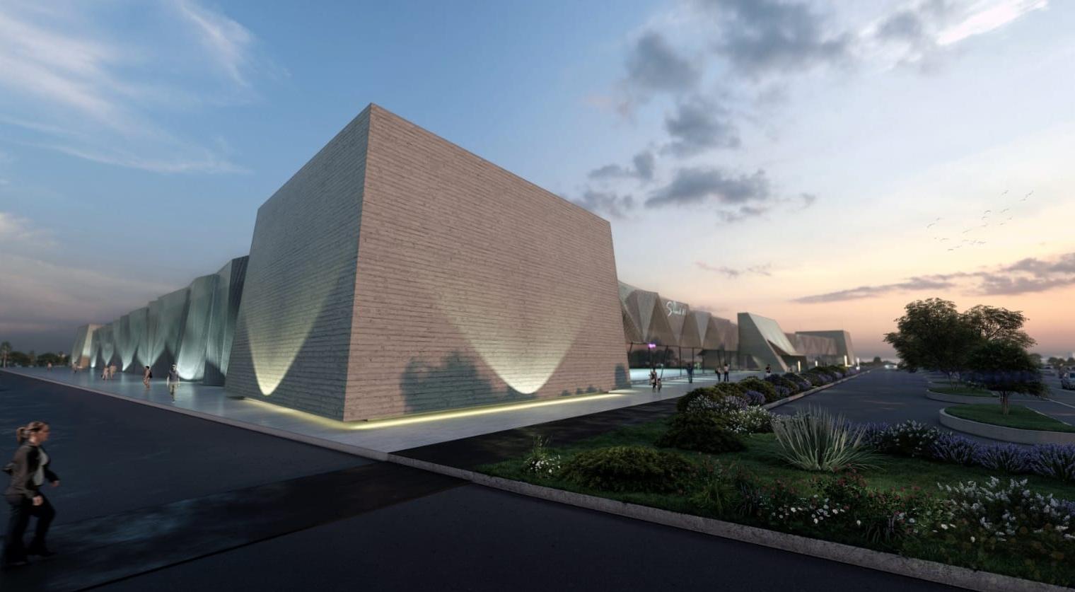 Affidato alla Masema Immobiliare il progetto del nuovo Parco Commerciale Shardana di Assemini