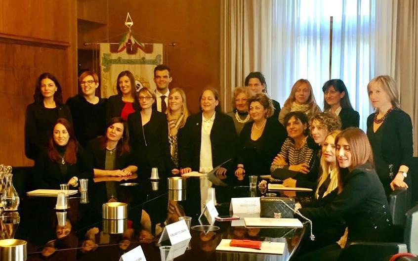 La Commissione regionale per le Pari opportunità Sardegna compie trent'anni