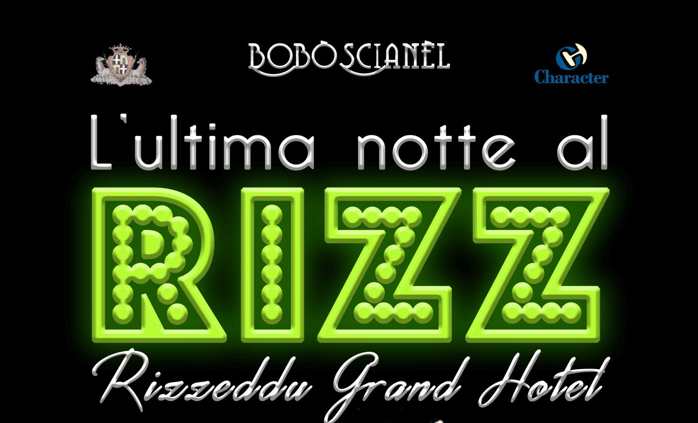 L'ultima notte al Rizz in scena al Teatro Civico di Sassari