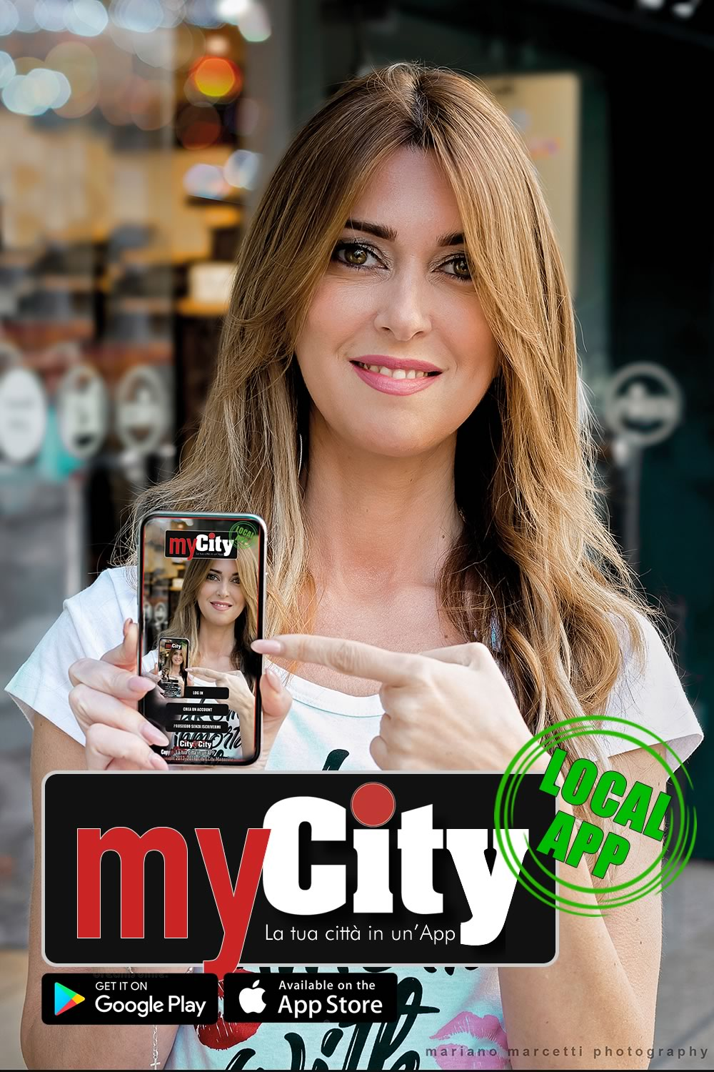 MyCity l'App di eventi della tua città