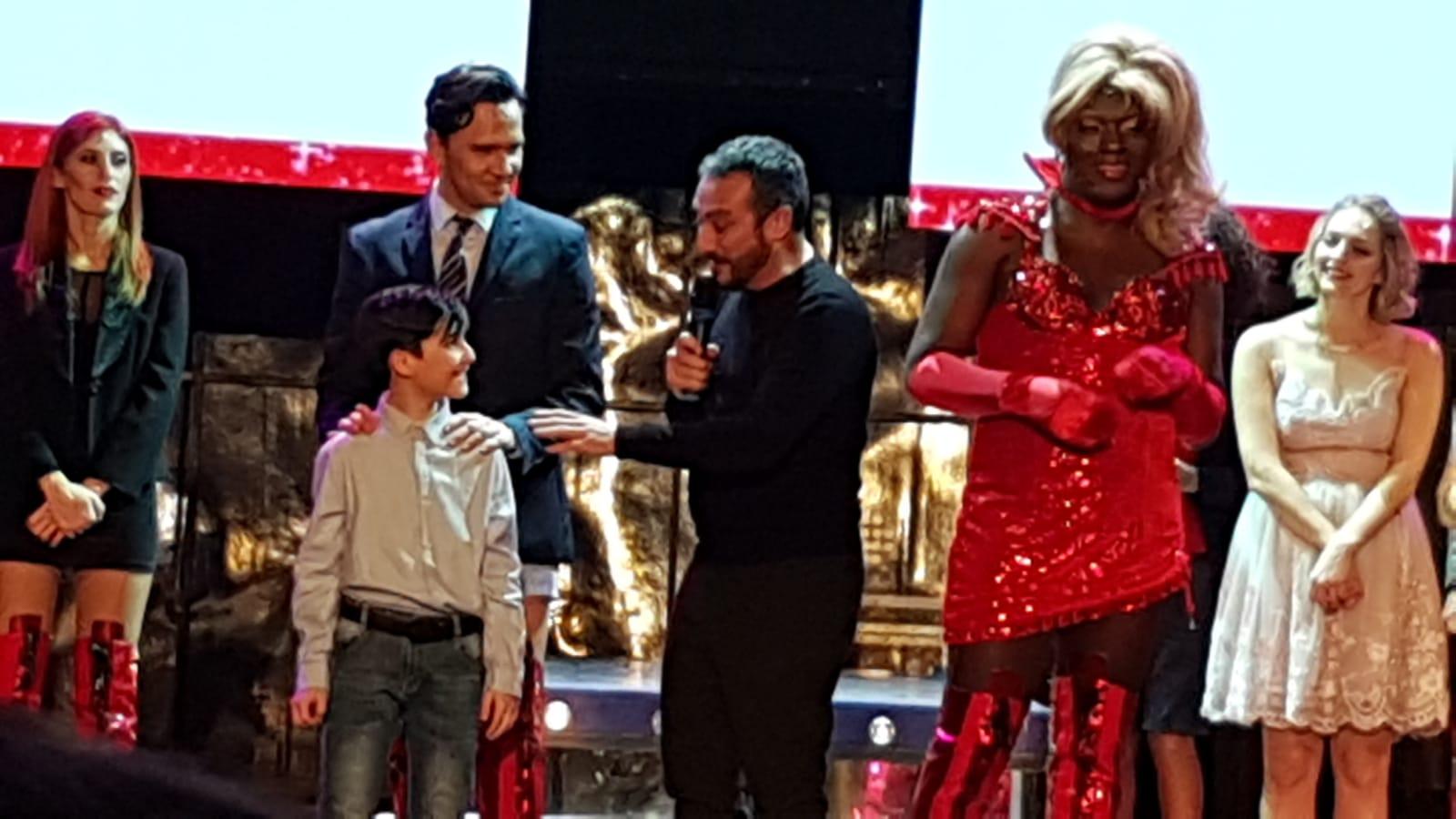 """Mario Donato Vinci protagonista del musical """"Kinky Boots"""""""