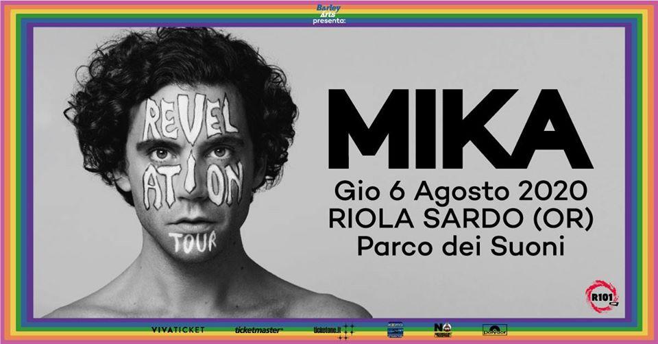 Relax, il 6 agosto in Sardegna c'è Mika