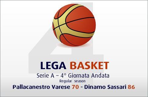 Dinamo ancora corsara in Lombardia