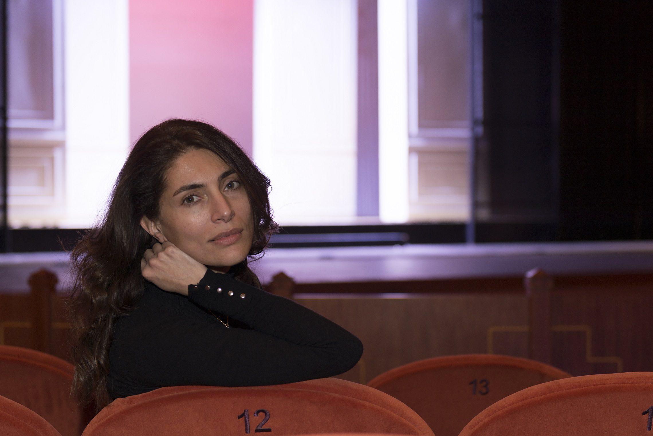 """Caterina Murino:  """"JE SUIS SARDE"""""""