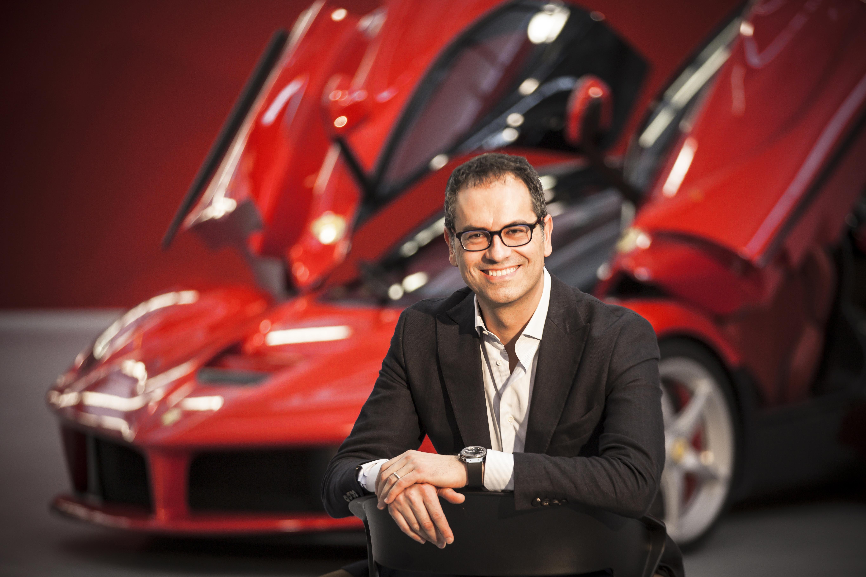Stile Ferrari