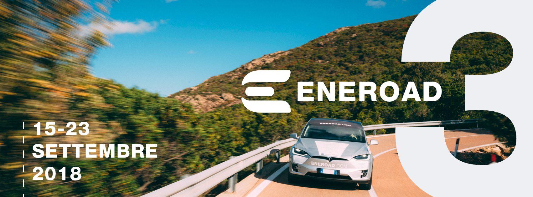 ENEROAD 3: torna la più potente manifestazione a zero emissioni della Sardegna