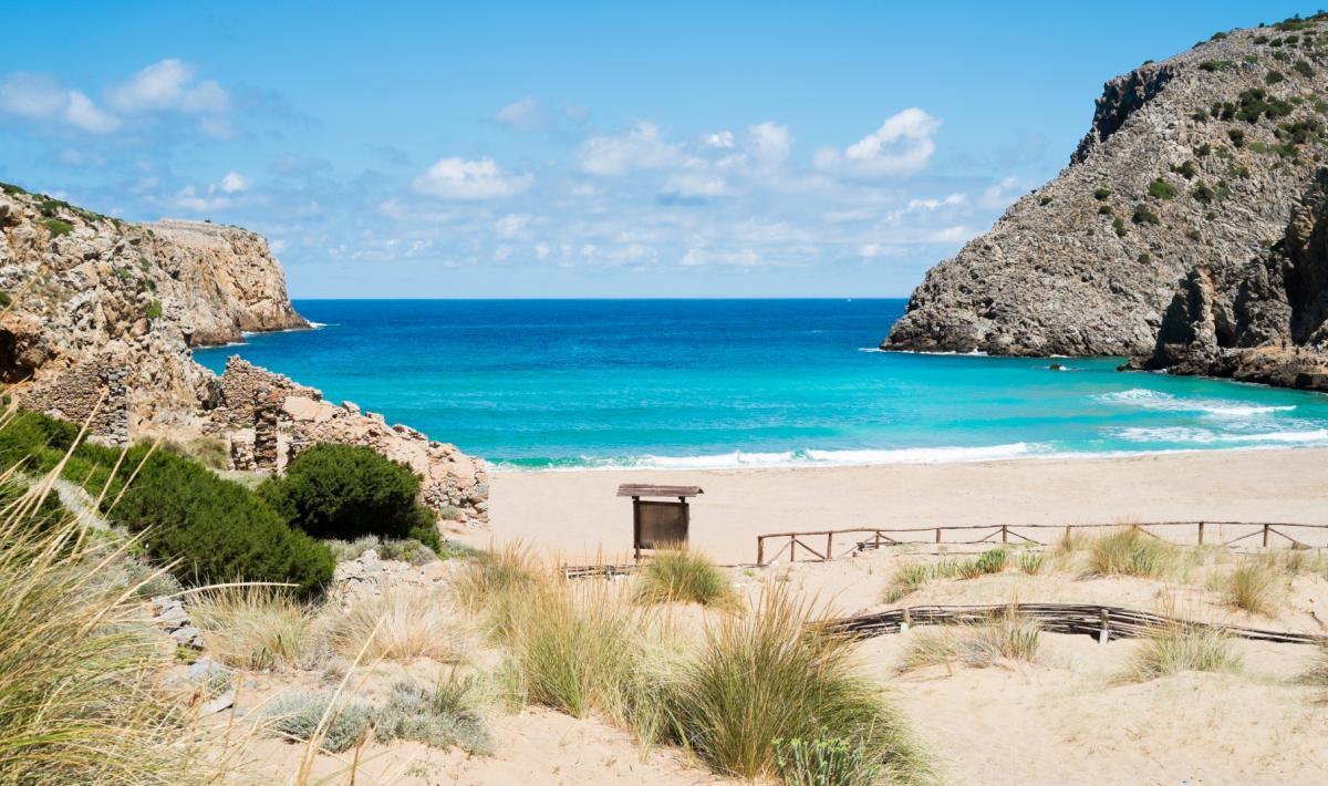Cala Domestica - foto: Sardegna turismo