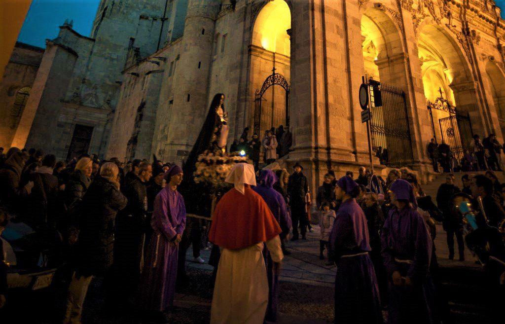 Sassari per il riconoscimento della Settimana Santa come patrimonio dell'Unesco